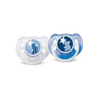 Philips Avent Chupeta Noturna 6-18m Sem BPA