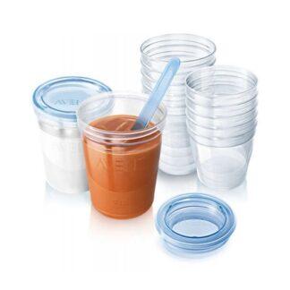 Philips Avent Conjunto Gourmet Alimentação 42 Peças