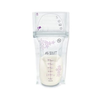 Philips Avent Sacos Leite Materno 25 sacos
