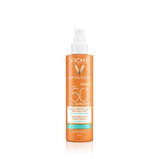 Vichy Capital Soleil Spray Antidesidratação FPS 50