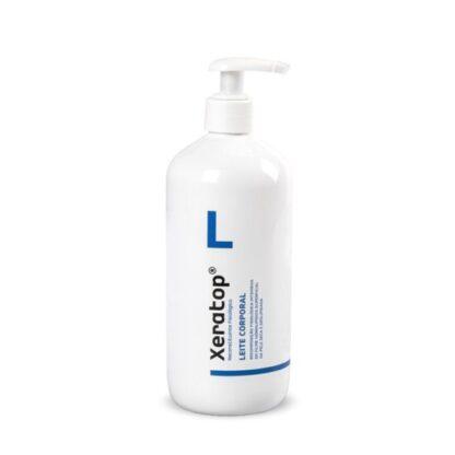 Xeratop Leite Corporal está indicado no cuidado diário das peles agredidas, secas em que há necessidade de repor o filme superficial da pele.