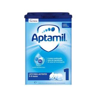 Aptamil 1 com Pronutra-Advance é um leite para lactentes destinado a fins nutricionais específicos de bebés, desde o nascimento até aos 6 meses de vida