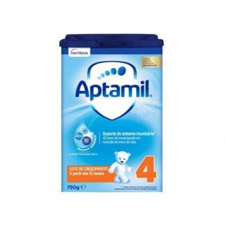 Aptamil 4 Leite de Crescimento é uma bebida láctea infantil adaptada às necessidades nutricionais específicas das crianças a partir dos 12 meses, quando consumido como parte de uma dieta equilibrada.