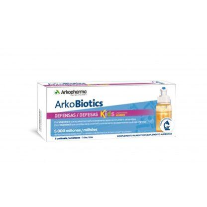ArkoBiotics Defesas Kids 7x10 ml PharmaScalabis