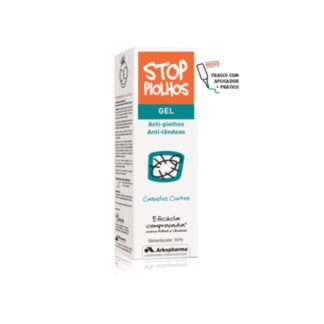Arkopharma Gel Anti-Parasitário Cabelos Curtos 100ml c/ Pente