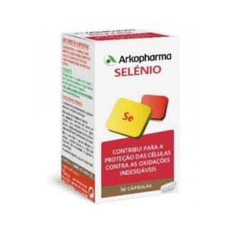 Arkopharma Selénio 50 Cápsulas
