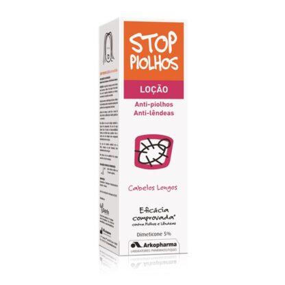 Stop Piolhos Loção Anti-Parasitária Cabelos Longos 100ml