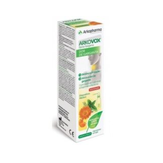 Arkovox Spray Garganta Sabor Menta 30ml
