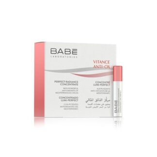 Babé Vitance Anti-Ox Concentrado Lumi-Perfect 5 Monodoses