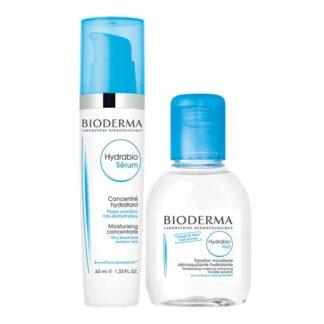 Bioderma Hydrabio Sérum 40ml + Água Micelar H2O 100ml