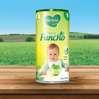 Blédina Chá de Funcho 200gr