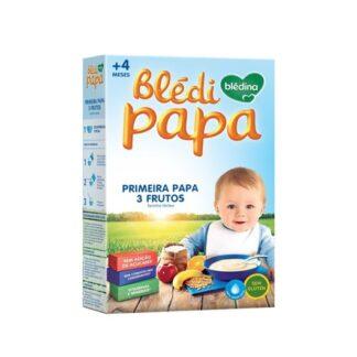 Blédipapa Primeira Papa 3 Frutos