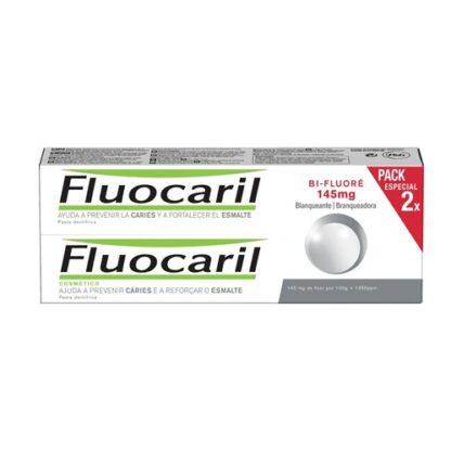 Fluocaril Duo Pasta de Dentes Branqueadora 2x75ml