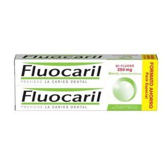 Fluocaril Duo Pasta de Dentes Mentol 2x75ml