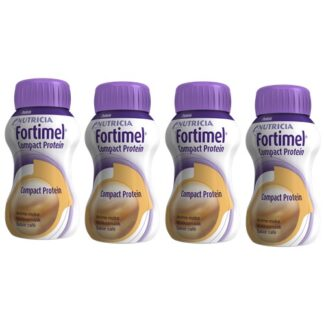 Fortimel Compact Protein Café 4x125ml