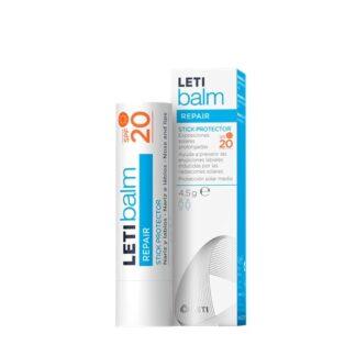 Letibalm Stick Protector SPF 20 Nariz e Lábios 4.5g