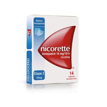 Nicorette Invisipatch 25mg/16h 14 Sistemas