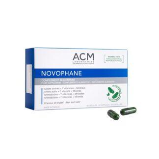 Novophane Cabelo e Unhas 60 cápsulas PharmaScalabis