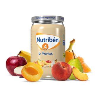 Nutribén Boião 6 Frutas 235gr