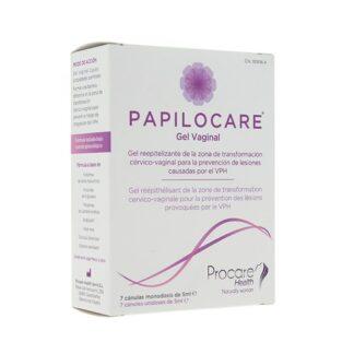 Papilocare Gel Vaginal 7x5 ml