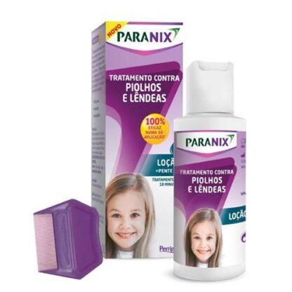 Paranix Loção de Tratamento + Pente 100 ml