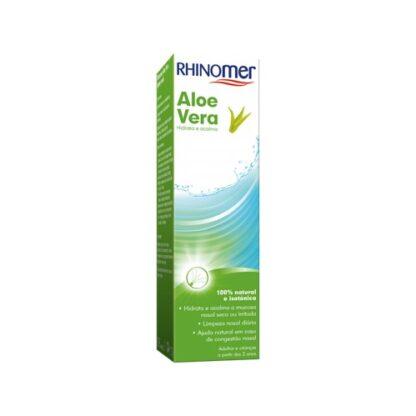 Rhinomer Aloe Vera Spray Nasal 100ml Pharmascalabis
