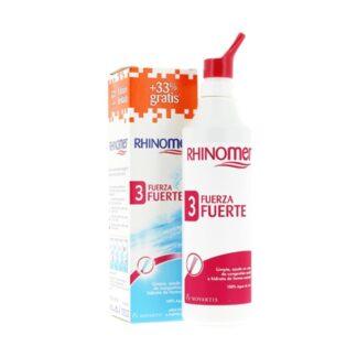 Rhinomer Força Forte 3 Spray Nasal 180ml