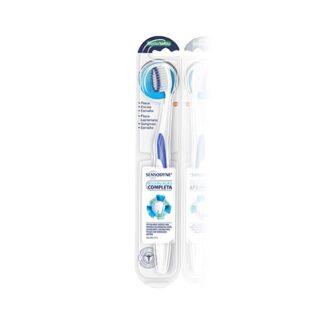 Sensodyne Ação Completa Escova Dentes Média 1 Unidade
