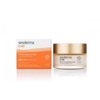 Sesderma C-VIT Creme Facial Hidratante 50ml Pharmascalabis