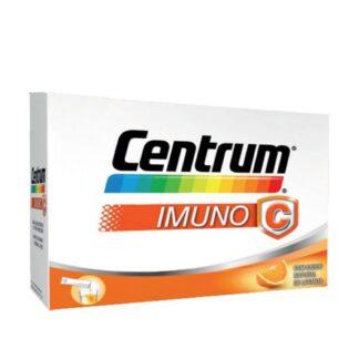 Centrum Imuno 14 Saquetas,uma ajuda extra para o sistema imunitário 1000mg de vitamina C + Vitamina D + Zinco.