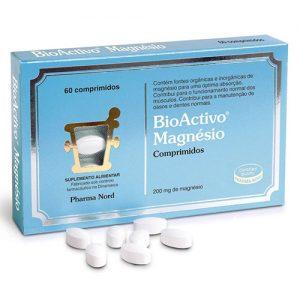BioActivo Magnésio 60 Comprimidos