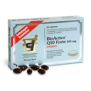 BioActivo Q10 Forte 90 Cápsulas