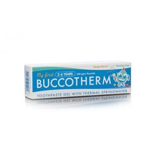 Buccotherm Pasta Dentífrica Infantil Manga 2-6 anos 50ml