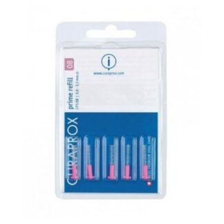 Curaprox Prime Escovilhão CPS, escovilhões para uso diário e limpeza cuidada e efectiva dos espaços interdentários, para uma limpeza completa da cavidade oral.