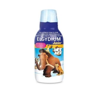 Elgydium Colutório Junior Ice Gel 500ml Pharmascalabis