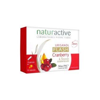Naturactive Urisanol Flash 10+10 Cápsulas