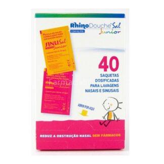 RhinoDouch Sal Júnior 40 Saquetas