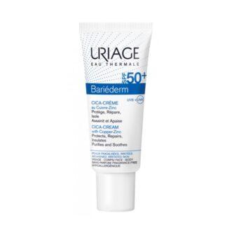 Uriage Bariéderm Cica-Creme SPF 50+ 40ml