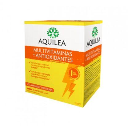 Aquilea Multivitaminas + Antioxidantes 15 Ampolas