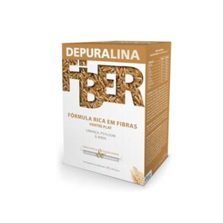 Depuralina Fiber 60 Cápsulas