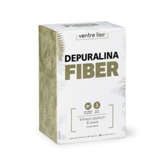 Depuralina Fiber 60 Cápsulas é um Suplemento Alimentar à base de: Beterraba, Aveia, Psyllium, Aloé Vera, Linhaça, Alcachofra, Dente de Leão, Inulina
