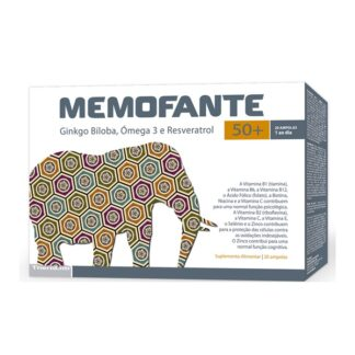 Memofante 50+ Ampolas