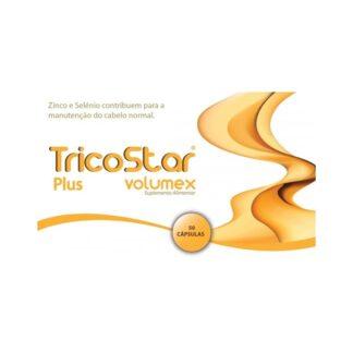 Tricostar Volumex Plus 50 Cápsulas