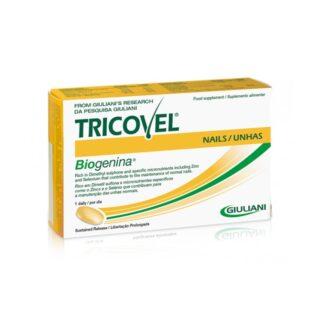 Tricovel Biogenina Unhas 30 Comprimidos