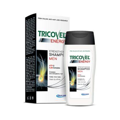 Tricovel Energy Champô Reforçante Homem 200ml