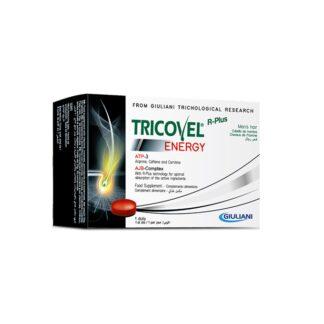 Tricovel Energy Homem 30 Comprimidos