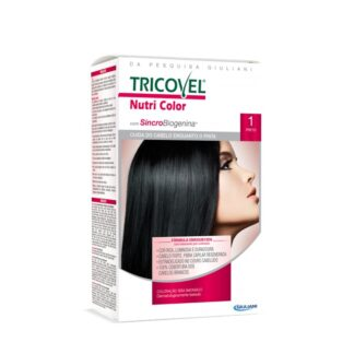 Tricovel Nutri Color 1 Preto