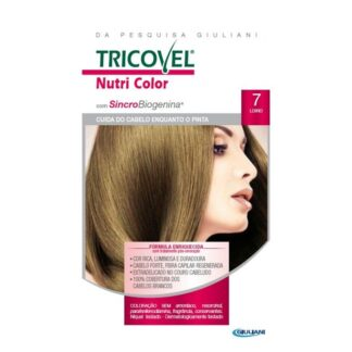 Tricovel Nutri Color 7 Loiro