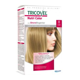 Tricovel Nutri Color 8 Loiro Claro