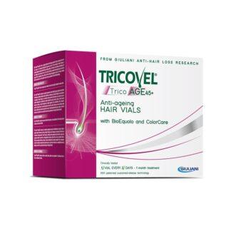 Tricovel TricoAge 45+ Ampolas Antienvelhecimento 10 Ampolas